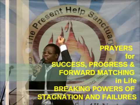 Prayer To Break The Powers of Stagnation And Failures in Life