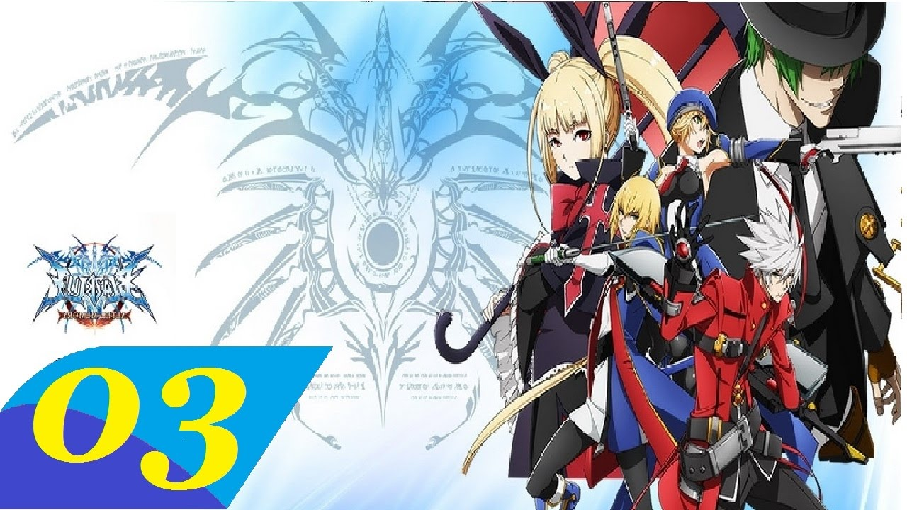 BlazBlue Alter Memory Episode 3 English DUB