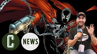 Spawn Movie Announced at Blumhouse, Todd McFarlane to Direct - Collider News