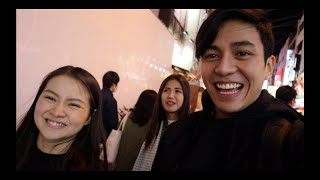 JAPAN VLOG : Dōtonbori Osaka with the Bida-bida Sibs & ME!