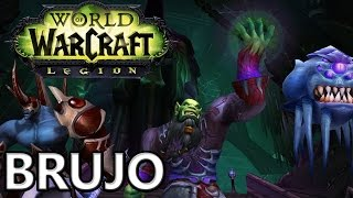 LOS CAMBIOS DEL BRUJO EN LEGIÓN (WORLD OF WARCRAFT)