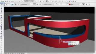 ArchiCAD 16 • Morph - Eigene Baukomponenten