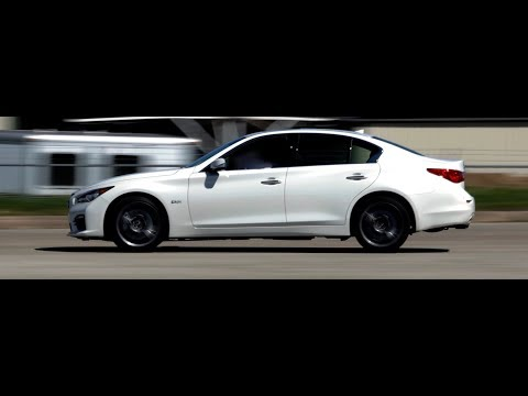 Infiniti Q50 S Red Sport  Full Review  & Why It's Worth Looking at | Auto Fanatic
