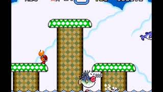 The New Mario World v1.1 - 11 - Reznor Yet Challenging