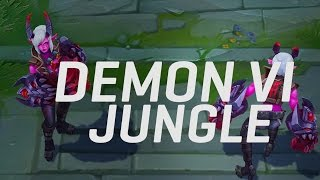 Nightblue3 - DEMON VI JUNGLE