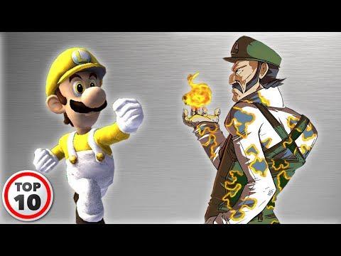 Top 10 Alternate Versions Of Luigi