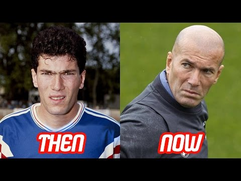 Zinedine Zidane (Zizou) Transformation Then And Now (Face & Body) | 2017 NEW