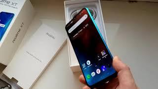 ОНЛАЙН ТРЕЙД РУ — Смартфон realme XT 8 128GB Синий жемчуг