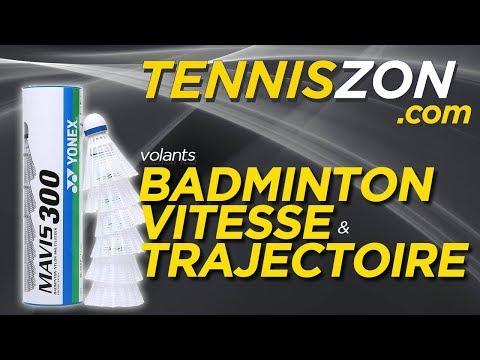 Les Volants au Badminton