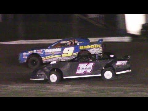 Street Stock Feature | Genesee Speedway | 9-2-17
