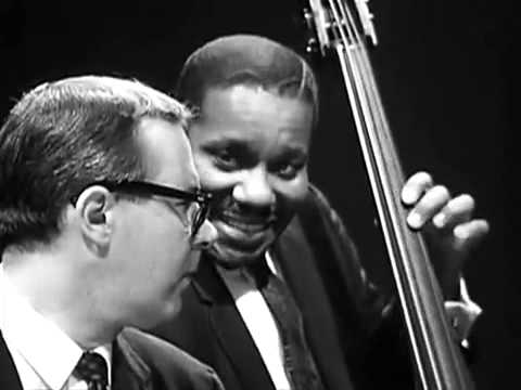 Dave Brubeck Quartet - St Louis Blues- Belgium 1964