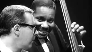 Dave Brubeck Quartet - St Louis Blues- Belgium 1964