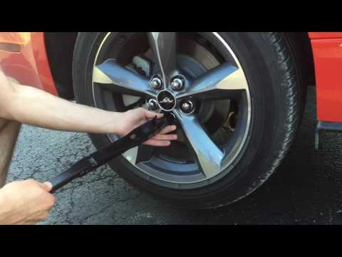 How to Change a Car Tire (With Spare)