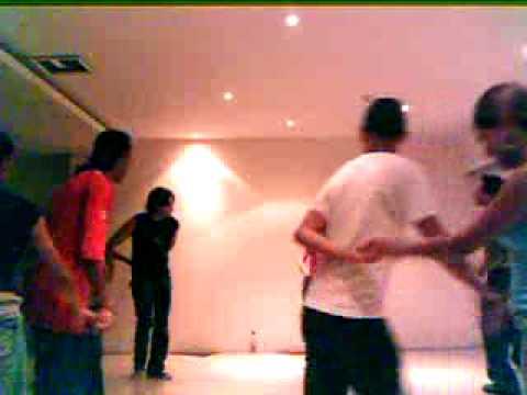 Bailando Salsa Casino