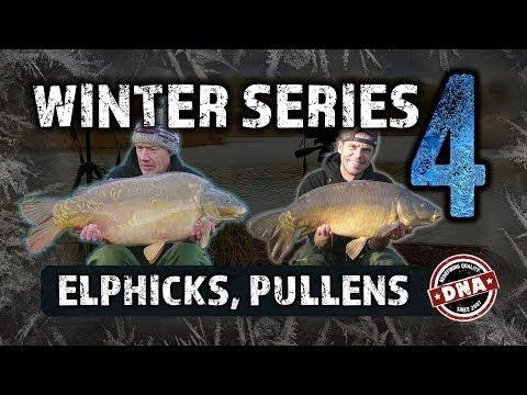***CARP FISHING*** WINTER SERIES 4, PULLENS LAKE – DNA BAITS