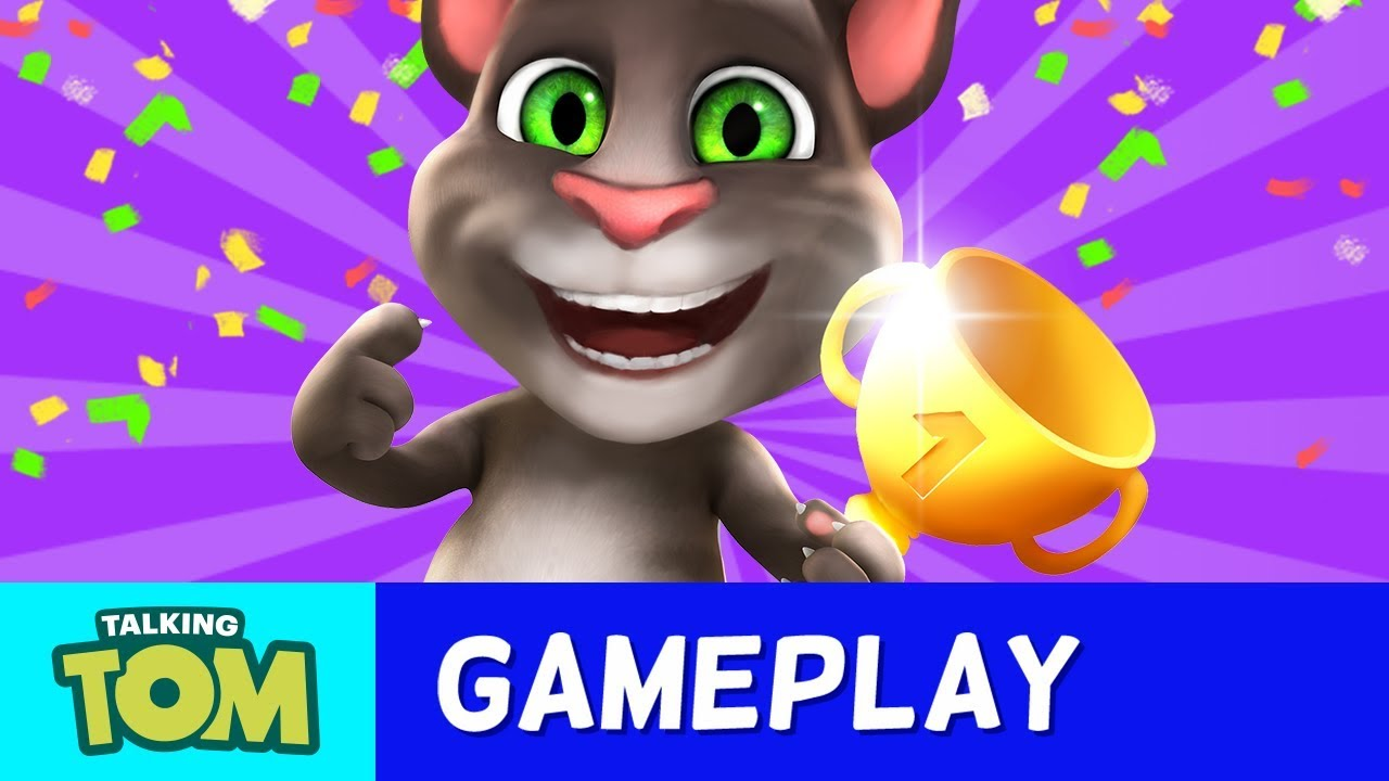 My Talking Tom - Achievements Quest