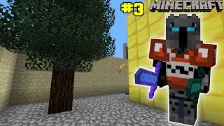 Minecraft - City - SECRET TREES CHALLENGE [3]