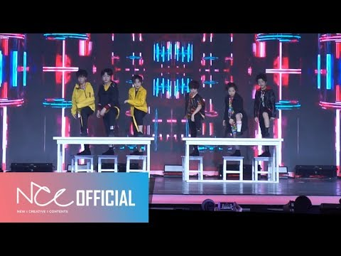 """BOY STORY """"JUMP UP & Can't Stop & HOW OLD R U"""" Performance at in-Music Concert"""