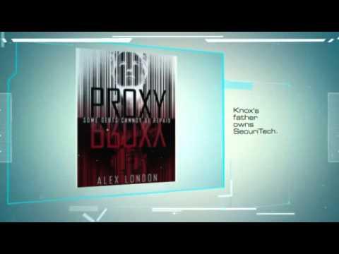 PROXY Book Trailer