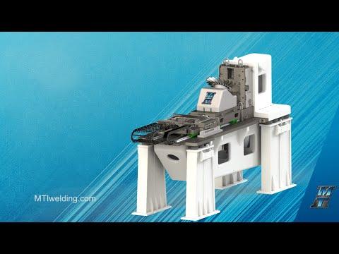Linear Friction Welding - Full Sized Part Development