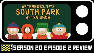 South Park Season 20  Episode 2 Review & After Show | AfterBuzz TV