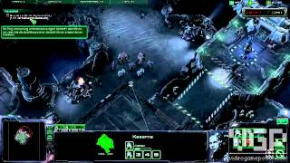 VGP : StarCraft 2: Wings of Liberty Review