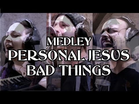 Personal Jesus+Bad Things / Depeche Mode - Jace Everett (NosyBay Medley Cover)