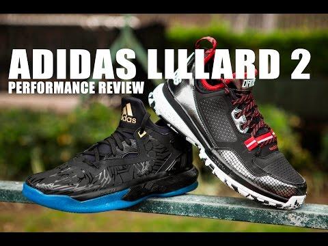 ... Adidas Lillard 2 開箱文 PERFORMANCE REVIEW(廣東話) ... bc91f0d96