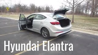 2018 Hyundai Elantra SE | Rental Car Review and Test Drive