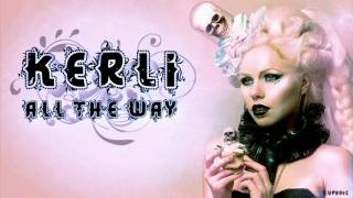 Watch Kerli All The Way video