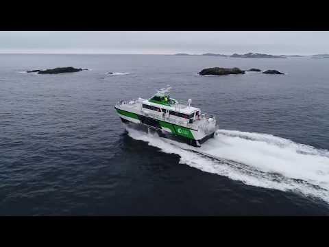 WAVECRAFT™ Umoe Rapid   High Speed Crew Transfer Vessel
