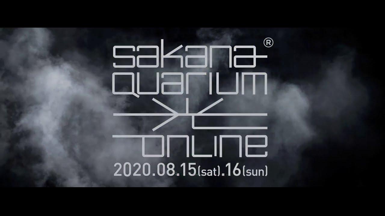 サカナクション / ONLINE LIVE「SAKANAQUARIUM 光」Official Trailer