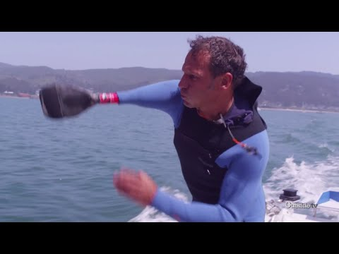 Amputee Surfer Jeff Denholm is Chasing Swell at Mavericks
