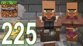 Minecraft: PE - Gameplay Walkthrough Part 225 - Over Cross (iOS, Android)