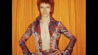David Bowie - Moonage Daydream (BBC Radio, Top Gear Show, May 1972) Audio
