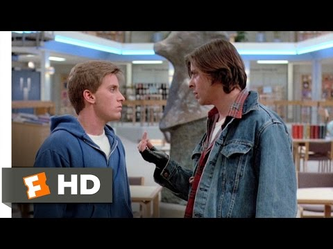 The Breakfast Club (4/8) Movie CLIP - Getting to Know Each Other (1985) HD