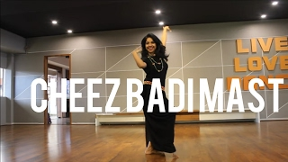 CHEEZ BADI MAST/BOLLYWOOD DANCE/ CHOREOGRAPHY/RITU'S DANCE STUDIO SURAT.