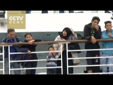 Greece to open five migrant processing centers