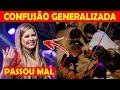 MARÍLIA MENDONÇA PASSA MAL APÓS CONFUSÃO EM SHOW EM MANAUS