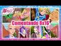 Comentando 8x16 - La Fiesta de Sparx - Winx Club