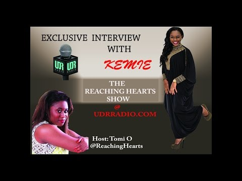 ReachingHearts Exclusive Interview with Kemie Music- Christian Recording Artist
