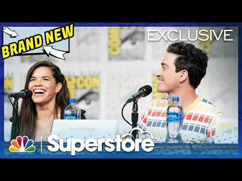 Superstore Panel Highlight: What's Next For Amy And Jonah? - Comic-Con 2019 (Digital Exclusive)