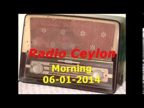 Radio Ceylon 06-01-2014~Monday Morning~03 Aapki Pasand