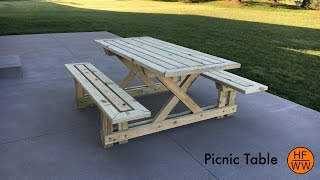 HFWW | Picnic Table