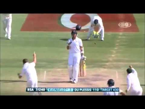 Peter Siddle - Wickets HD