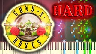 Guns N 39 Roses PARADISE CITY - Piano Tutorial.mp3