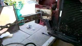 Frame puller