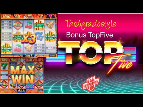 Slot da Bar - Bonus Top Five - 7DIAMOND