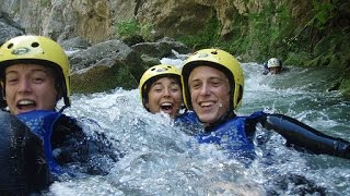 Canyoning on Cetina River, Split - Croatia