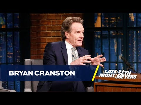 Bryan Cranston Is the Master of Toilet Acting